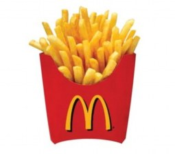 mcds fries